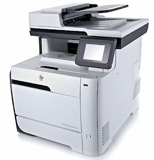 Driver Printer  HP Color LaserJet Pro MFP M476dn Download