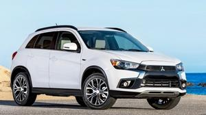 2017 Mitsubishi Outlander Sport review with 168 horsepower
