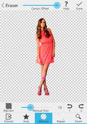 background eraser apk
