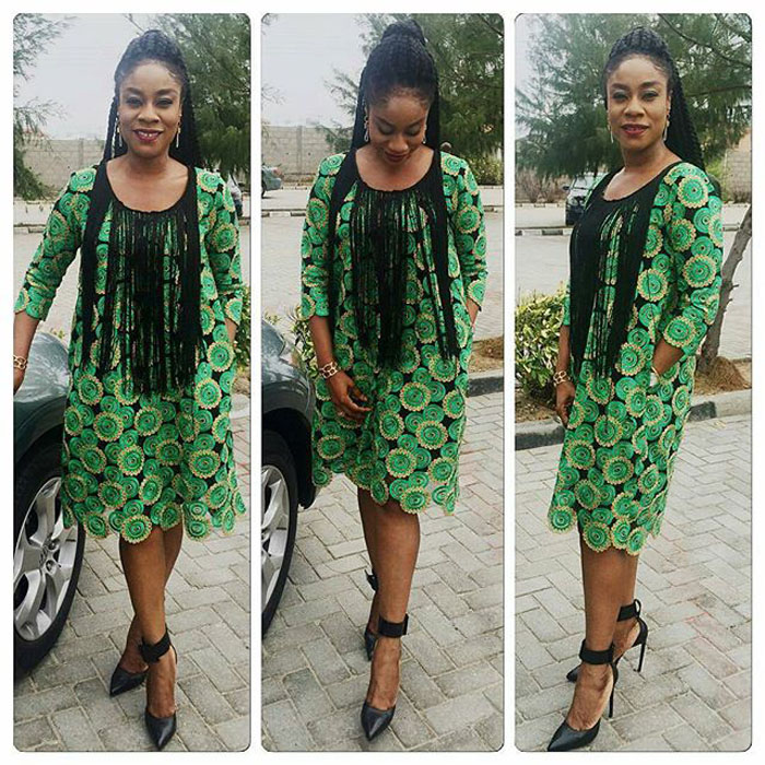 65 Pictures of The Latest Ankara Tops Styles in 2017 | African Tops ...