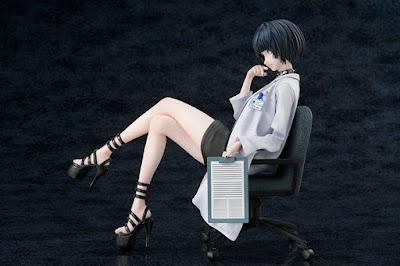 """Figuras: Imágenes de la sensual figura de Tae Takemi del """"Persona 5"""" - Amakuni"""