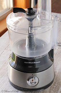 Hamilton Beach Food Processor - a great value!