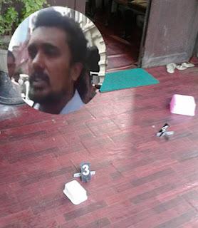 Gunshots fired at Moratuwa house of chief witness of Welikada mass-killing