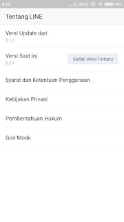 line-premium-2018 versi-8.2.1-terbaru god-mode-all-work