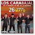 """LOS CARABAJAL  presentan """"El embrujo de mi tierra"""""""