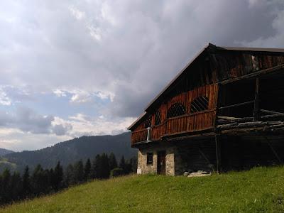 Tabià di Coi, in Valzoldana