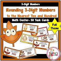 Round 3 Digit Numbers