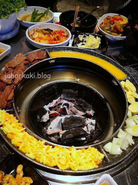 Gogirou-Korean-BBQ-Meat-Street-Zenith-Mall 新山韩式烤肉街
