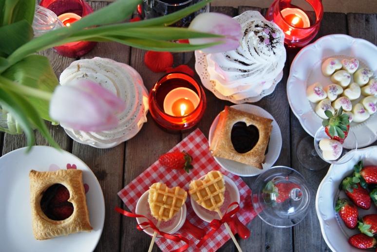 Wielki Apetyt Przepisy Na Słodkie Walentynki