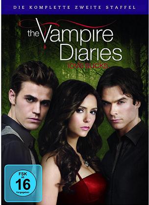 Vampire Diaries 2 Staffel