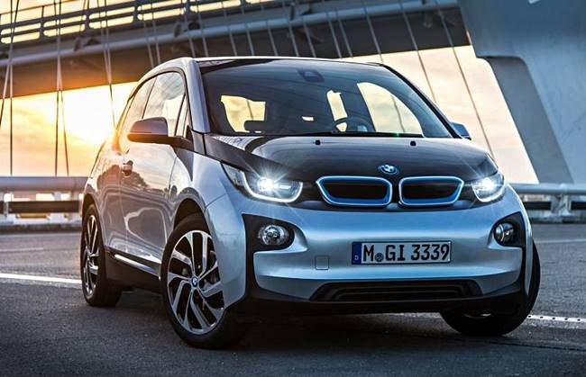 2017 BMW i3 All-Electric Review