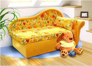 Best Children's Mini Sofa