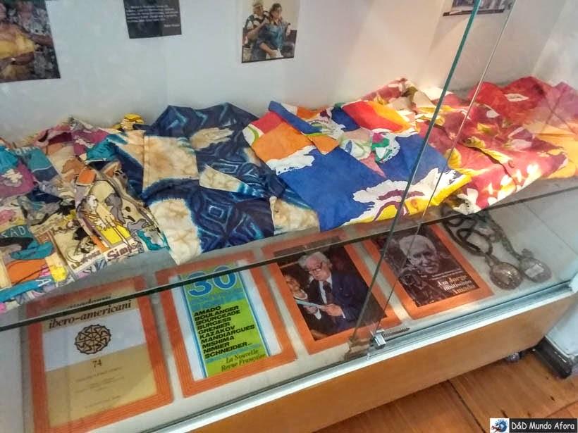 O que fazer em Salvador - Fundação Casa de Jorge Amado