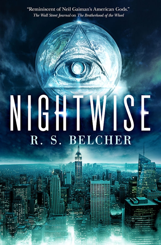 Guest Blog by R.S. Belcher -  The Night at the Edge of the Road: Where the Nightwise and Brotherhood of the Wheel Series Intersect