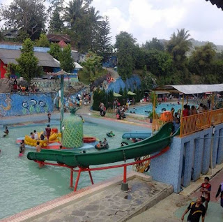 Butterfly Swimming Pool Lampung
