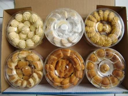 4 Cara Menjualan Kue Kering Yang Menjanjikan