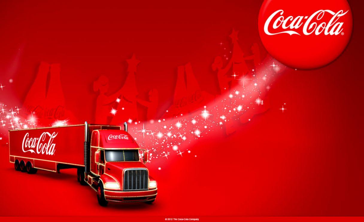 Coca Cola Christmas Wallpapers Mobile