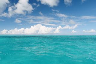 Mengapa Lautan Warnanya Biru?