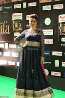 Raai Laxmi in Beautiful Backless Designer Anarkali Gown at IIFA Utsavam Awards 2017  Day 2  Exclusive 56.JPG