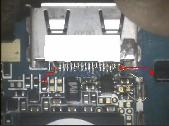 X10i Display Light Problem