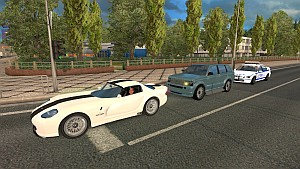GTA 4 traffic pack final