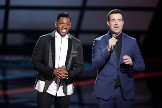Video interview: Chris Blue talks being a Top 4 finalists of 'The Voice'
