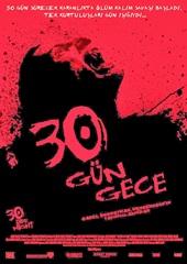 30 Gün Gece (2007) 1080p Film indir