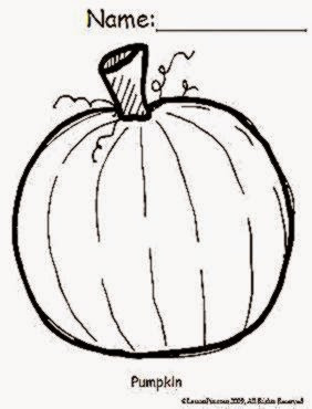Free Coloring Pictures Pictures Of Pumpkins To Color