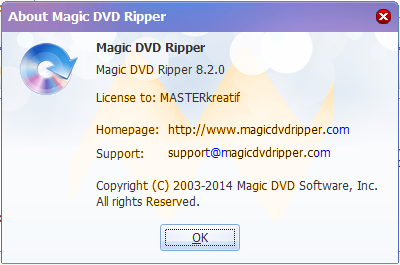 Magic DVD Ripper 8.2.0