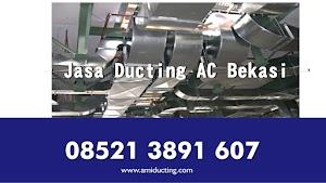Jasa Ducting AC, Duct Split, Duct Exhaust Bekasi
