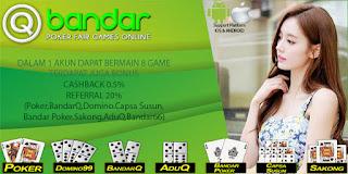 BandarQ Agen Judi Online Terpercaya QBandar - www.Sakong2018.com