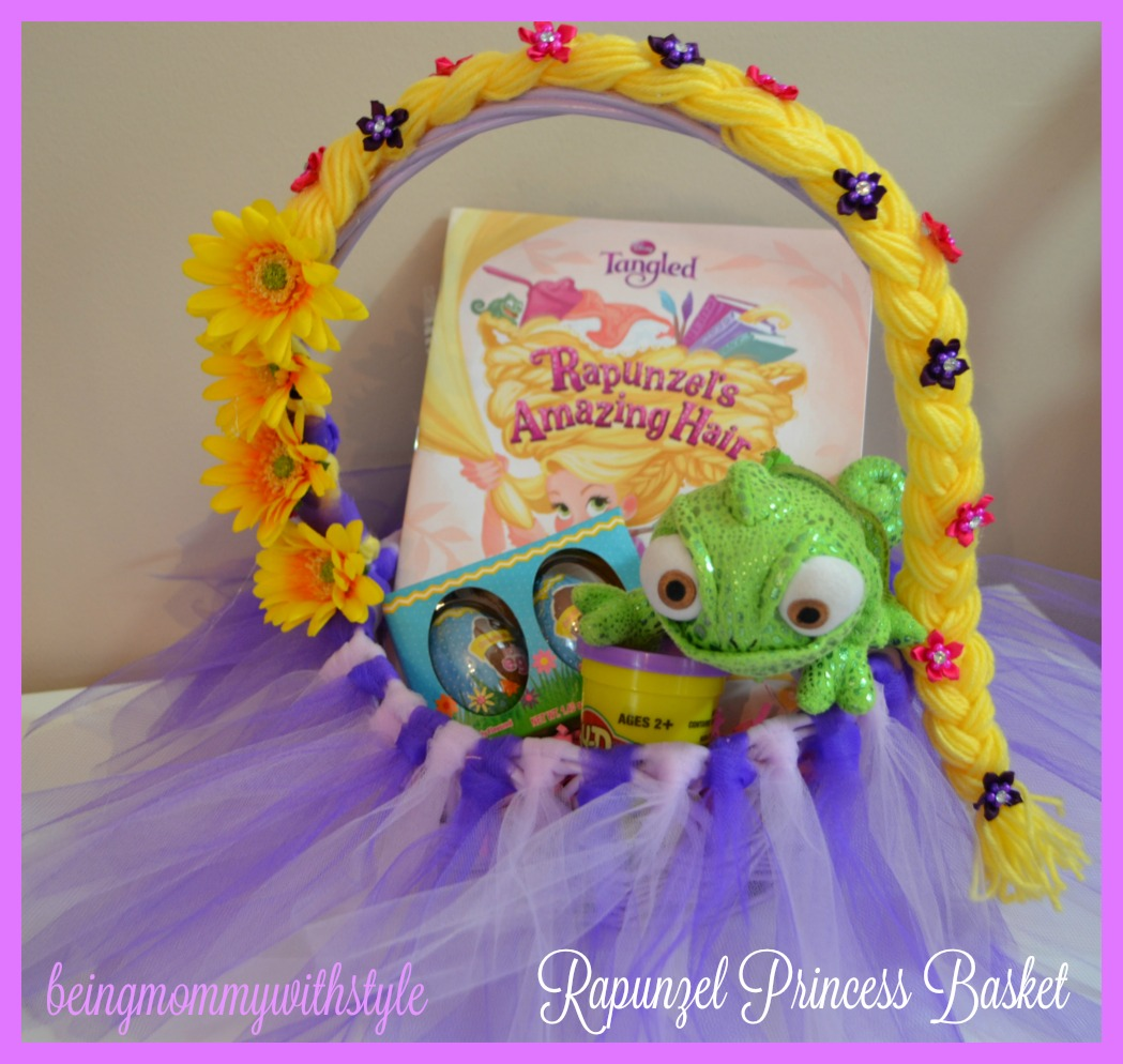 Being mommy with style march 2016 i found all of the supplies along with the baskets at hobby lobby and also had the yarn on hand from previously making the princess dress up braids negle Image collections