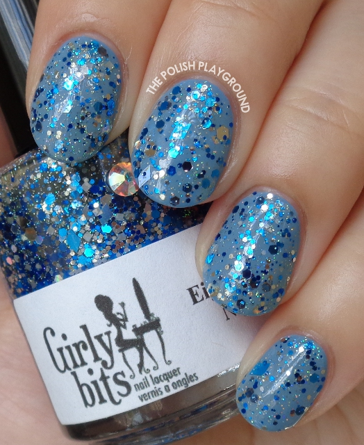 Girly Bits Eight Crazy Nights