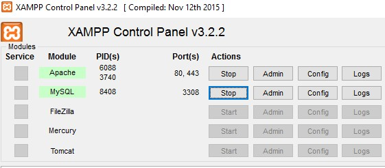 Xampp for windows 10 32 bit | XAMPP download free for Windows 10 64