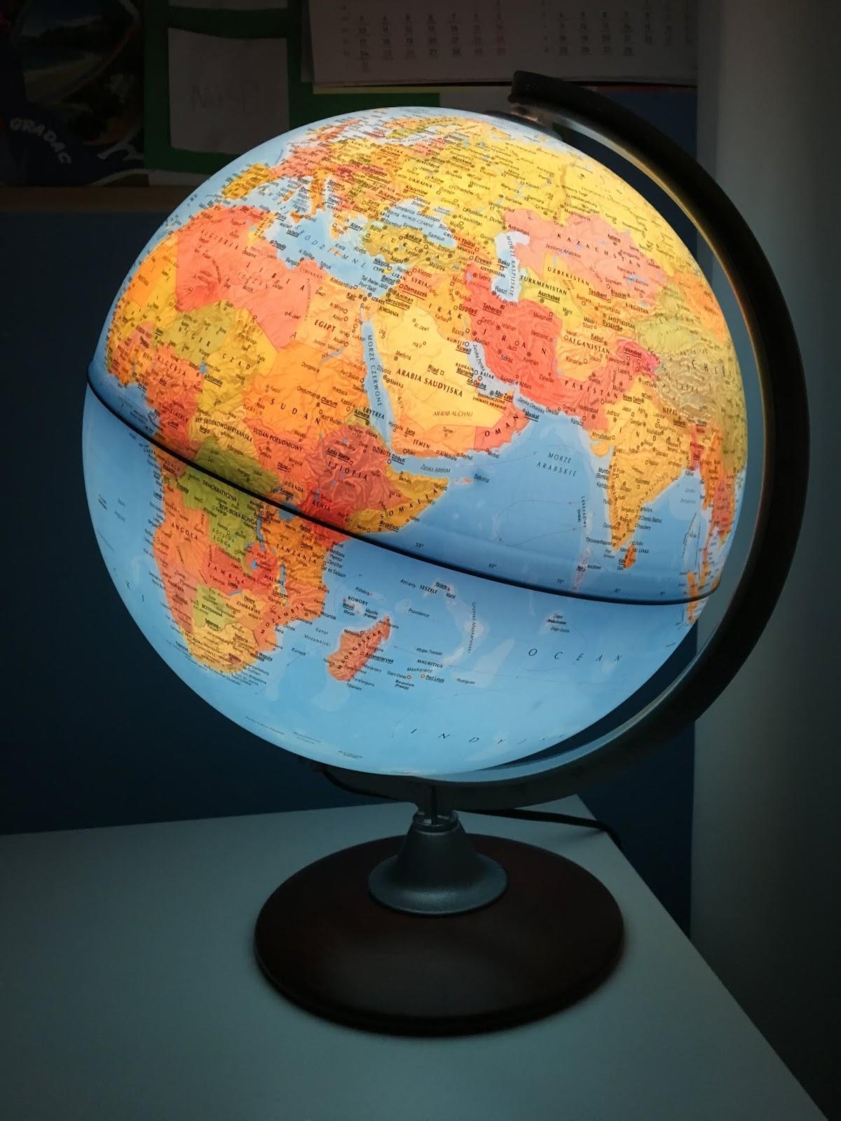 globus dla ucznia