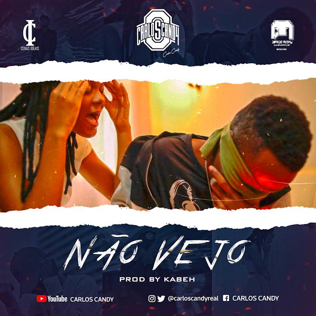 """O rapper angolano Carlos Candy lança o som """"Não Vejo"""""""