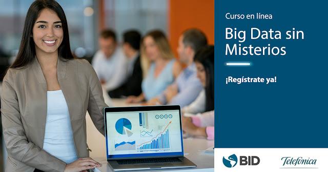"""¿Quieres aprender más de Big Data? Apúntate gratis al MOOC  """"Big Data sin misterios"""""""