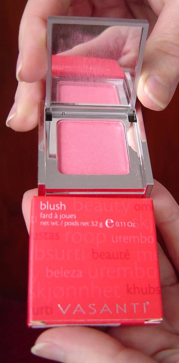 Vasanti Cosmetics Rockies Blush