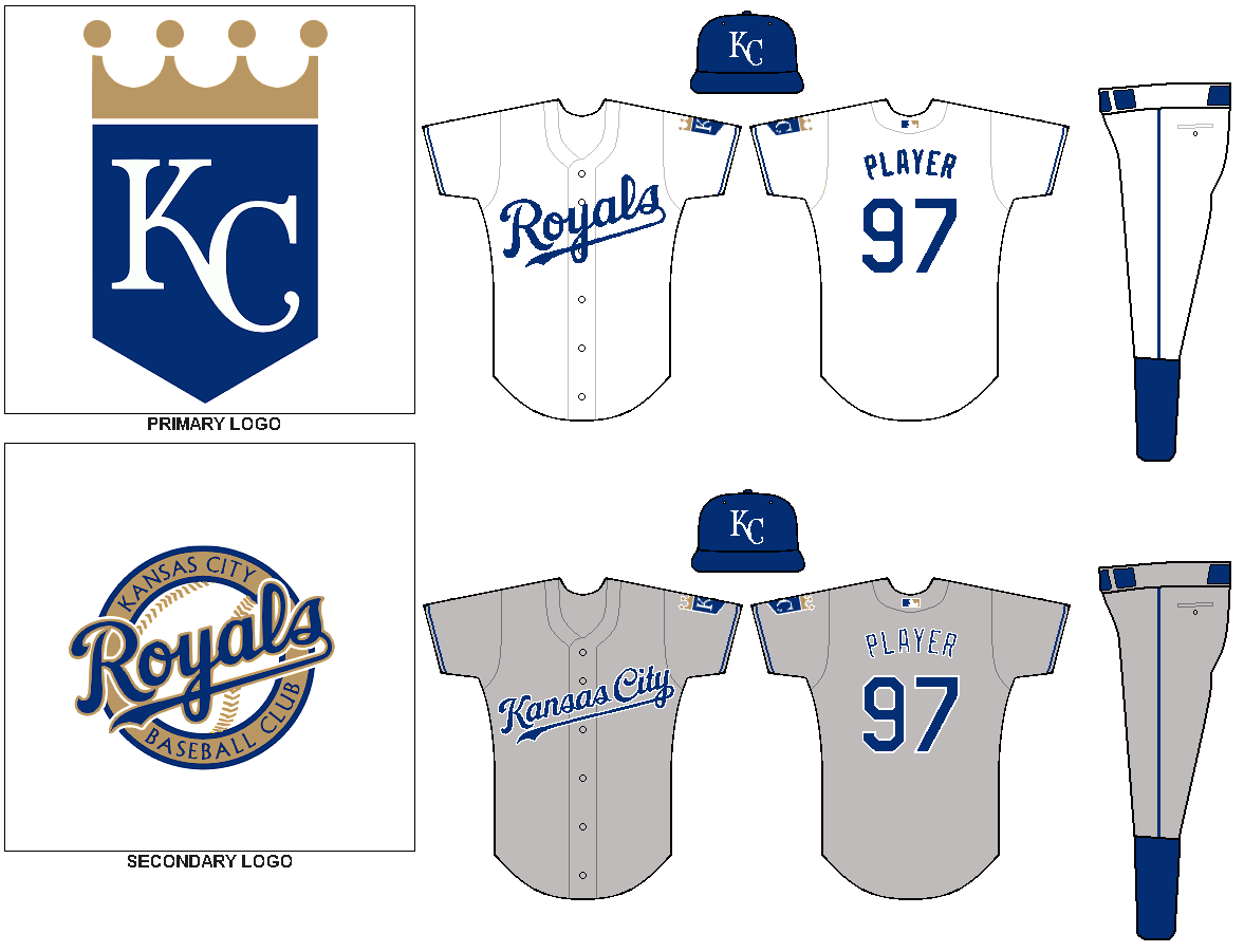 Kansas City Blues Ball Cap