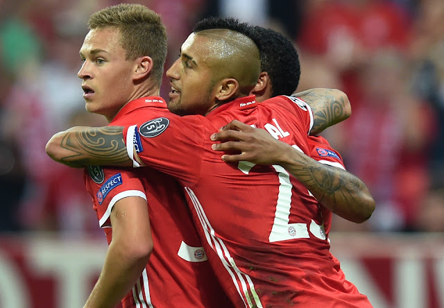 Joshua Kimmich, Prediksi Atletico Madrid vs Bayern Munchen, Champions League 2016/2017 Group Stage