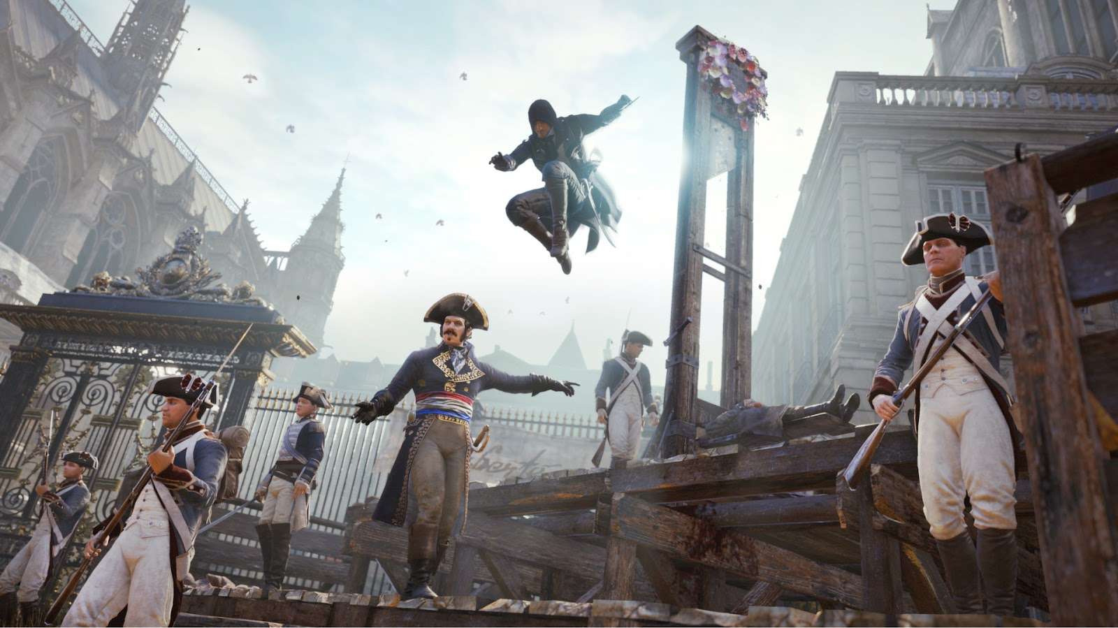 Assassins Creed Unity Game