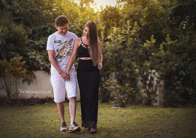 Sessão casal Patrícia Schüller Fotografias Rio do Sul