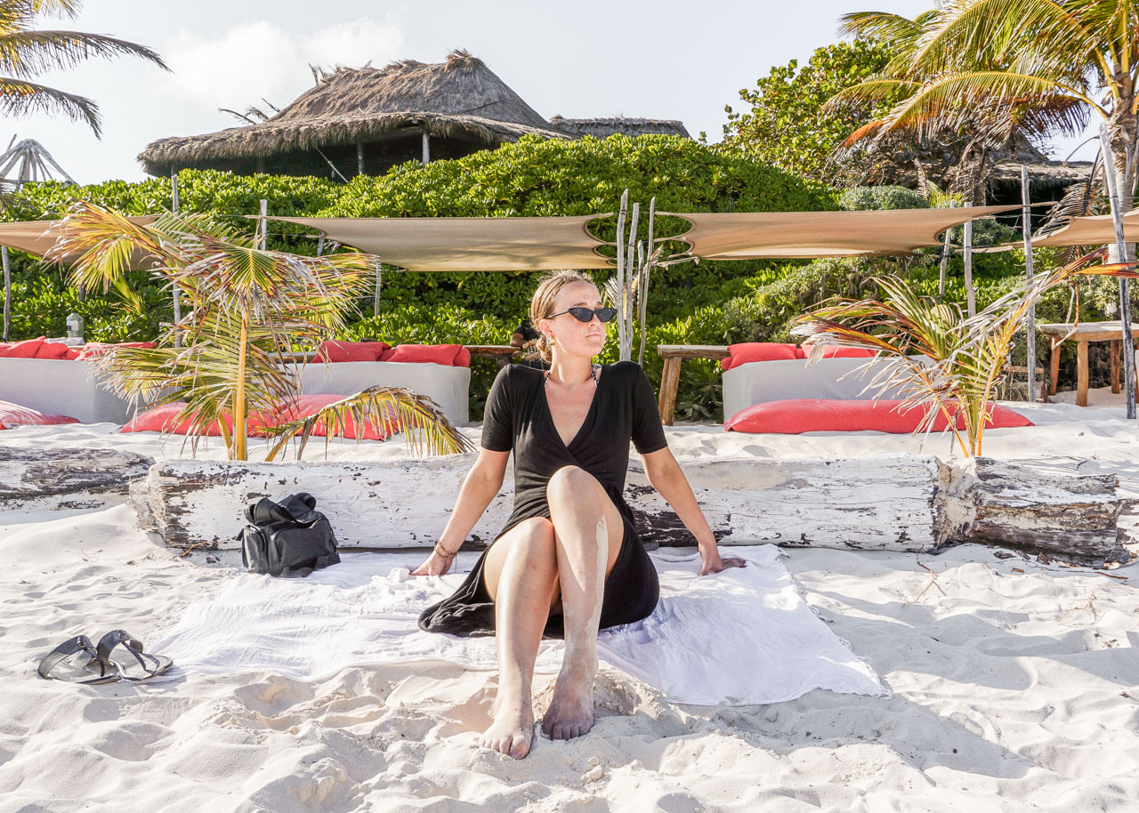 Mexico - Tulum - Living Abroad - In My Dreams - Jenaly Enns - Beach babe Life - Law of Attraction