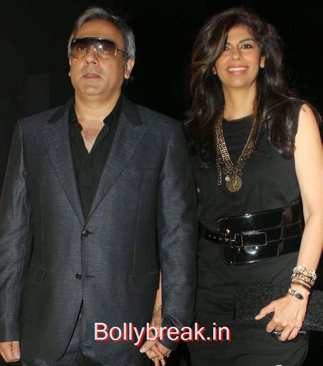 Zeba Kohli and Rajesh Kohli, Hot Babes at Society Young Achievers Awards 2013
