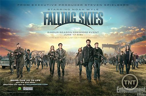 اVOSTFRا Falling Skies : Saison 02 [09/??] HDTV