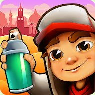 Dpwnload Subway Surfers Apk Mod Coins Free Download for android