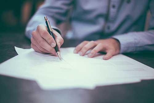 contoh surat permohonan dana, beasiswa dan sponsorship