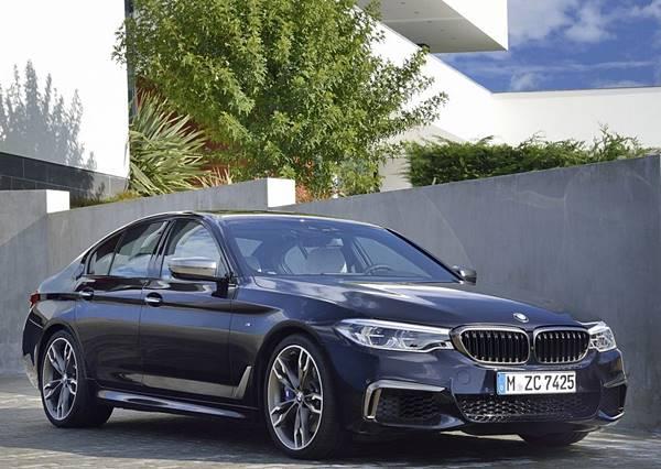 2019 BMW M550i xDrive U.S.A Review