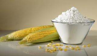Almidon de Maiz Para Eliminar El Sudor
