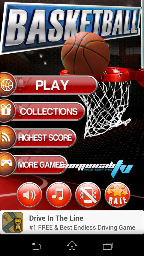 Baskeball Mania Juego para Android APK